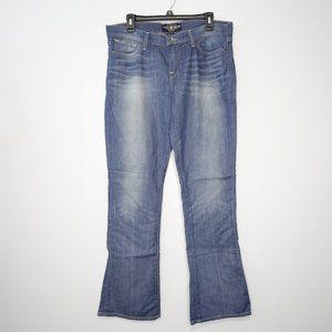 Lucky Brand Charlie Baby Boot High Rise Jeans